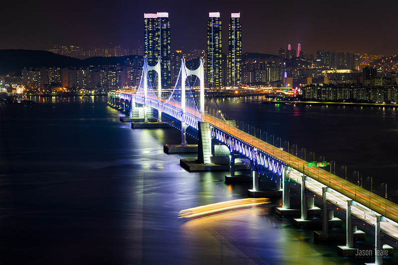 Gwangali Bridge