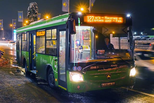 LiAZ-4292 bus
