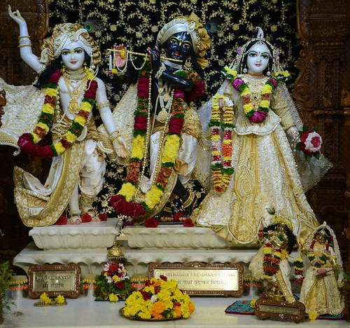 ISKCON GEV Wada Deity Darshan 22 Dec 2019