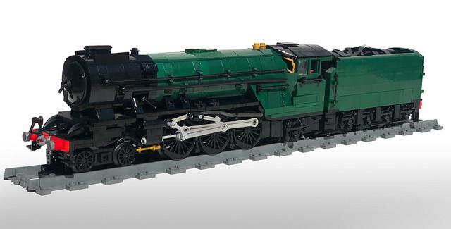 LEGO LNER A2/2 'Thane of Fife'