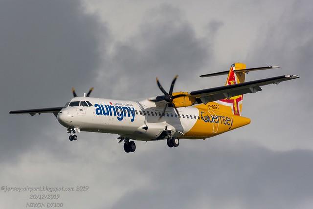 G-OGFC ATR-72-600
