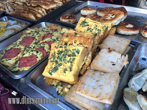 第五市場無名早餐