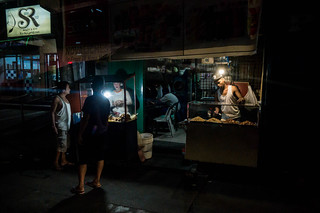 Street Food Night | by Rick Del Carmen