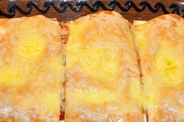 Vegetarische Tomaten-Gemüse-Lasagne mit Käse überbacken ... Brigitte Stolle