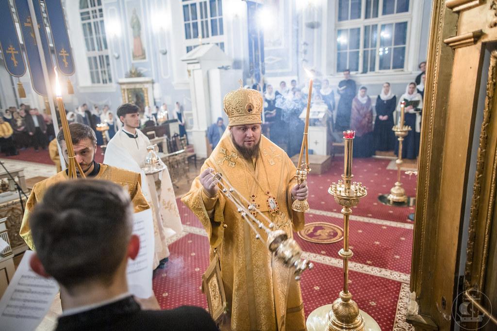 21-22 Декабря 2019, 27-я седмица по Пятидесятнице / 21-22 December 2019, The 27th week after Pentecost