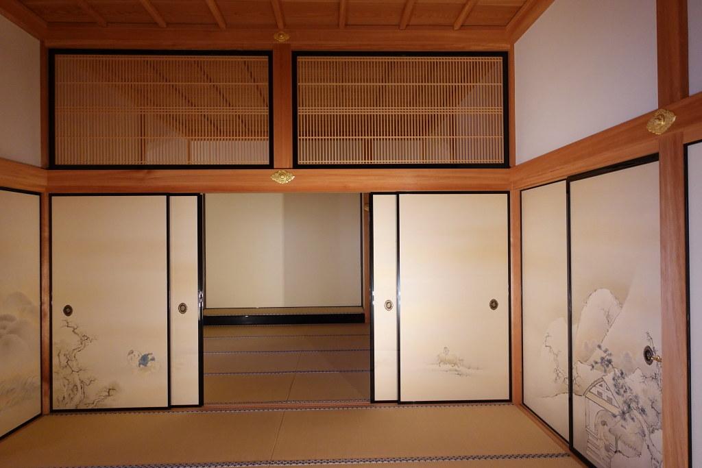 Nagoya Castle Yudono