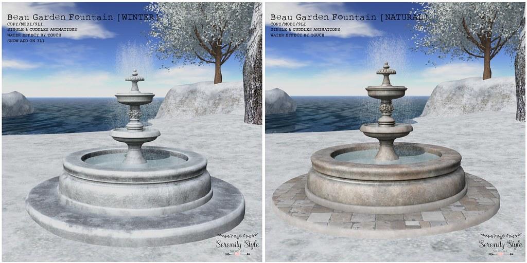 Serenity Style-Beau Garden Advert