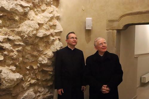 Poświęcenie krypty u Pijarów - for. Ks. Łukasz Michalczewski - Biuro Prasowe Archidiecezji Krakowskiej (60)
