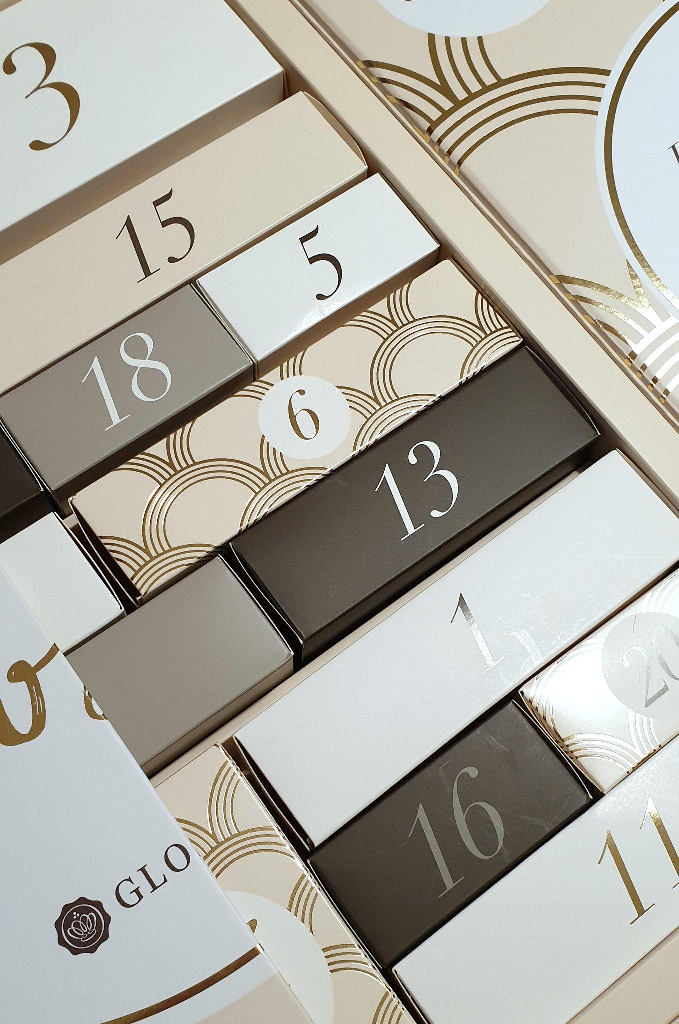 glossybox joulukalenteri