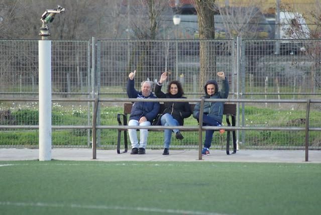 20191221 (Samper 0 - Moratalaz 0)