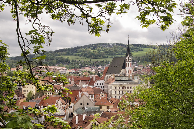 Czech Republic: Cesky Krumlov - Photo #2