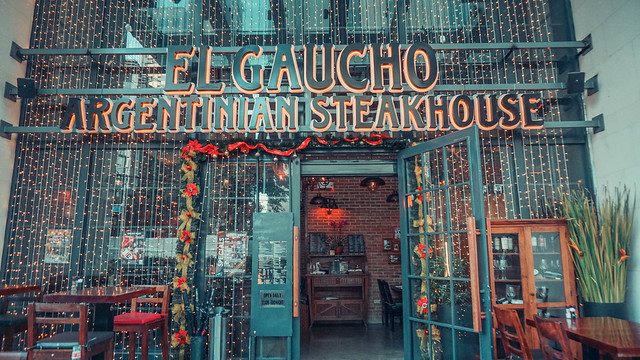 Photoblog: El Gaucho Argentinian Steakhouse