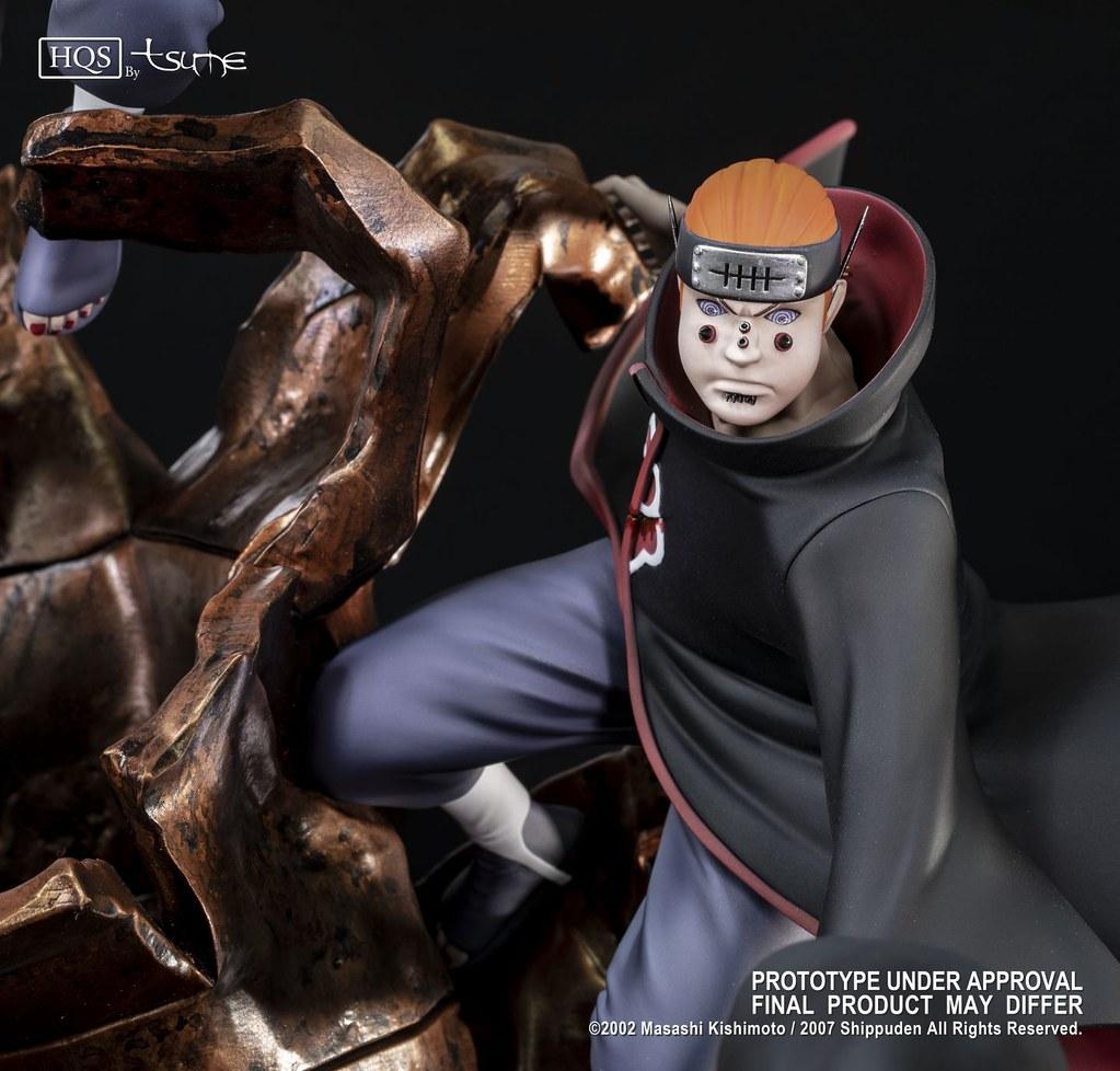 傳遞下去的,是絕不輕言放棄的意志! Tsume-Art HQS 系列《火影忍者疾風傳》自來也:最後的心跳 One Last Heartbeat 1/8 比例場景雕像