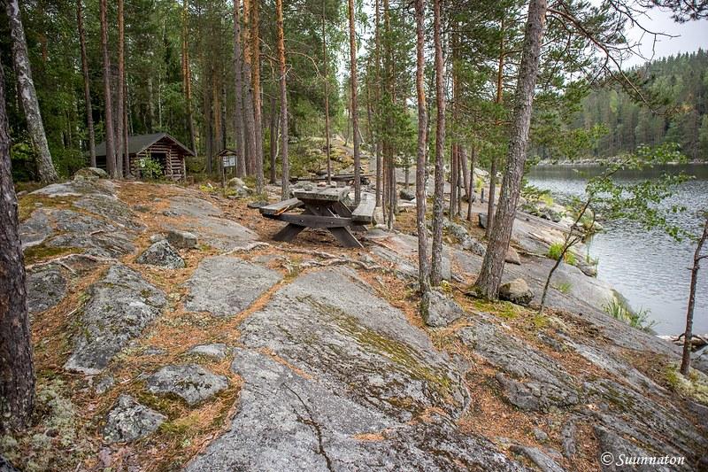 Pitkäsaari, Kolovesi