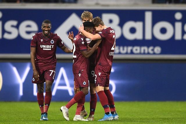 AA Gent - Club Brugge 22-12-2019