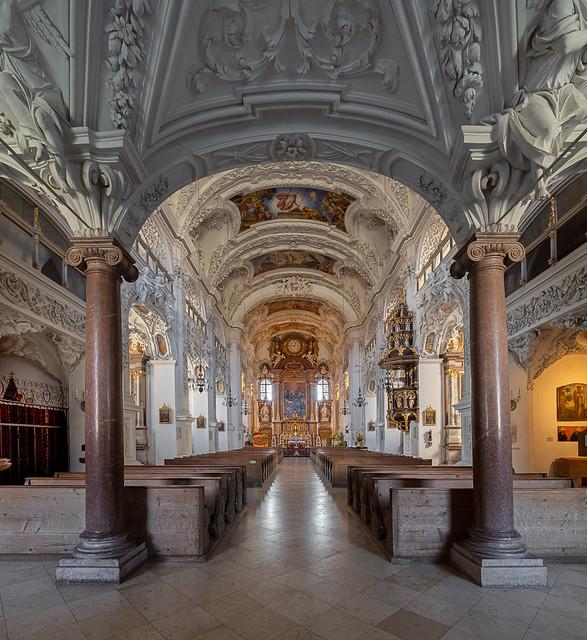 Klosterkirche St. Benedikt (Benediktbeuern)