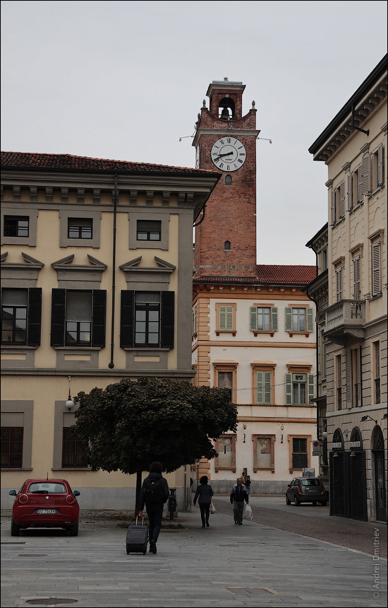 Новара, Италия