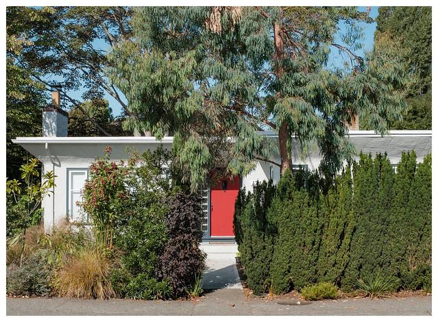 home front (the red door)
