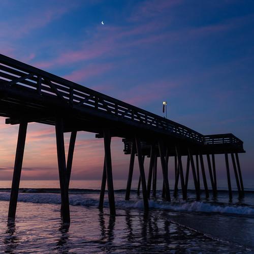 sunrise oceancitynj pier fishingpier newjersey jerseyshore beach