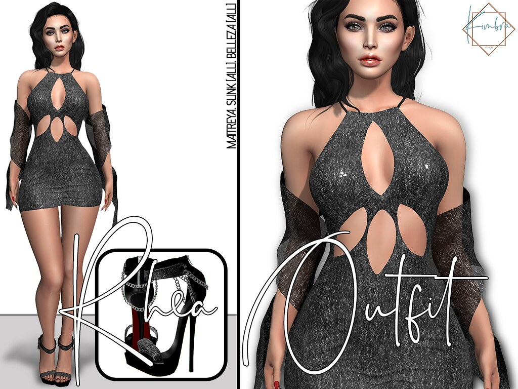 .KIMBRA. – Rhea Outfit EXCLUSIVELY @ Kloset Event