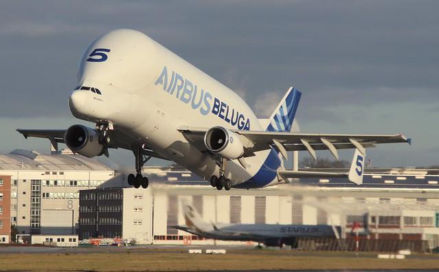 Airbus Industrie, F-GSTF, MSN 796, Airbus A 300-605ST, 21.12.2019,  XFW-EDHI, Hamburg Finkenwerder