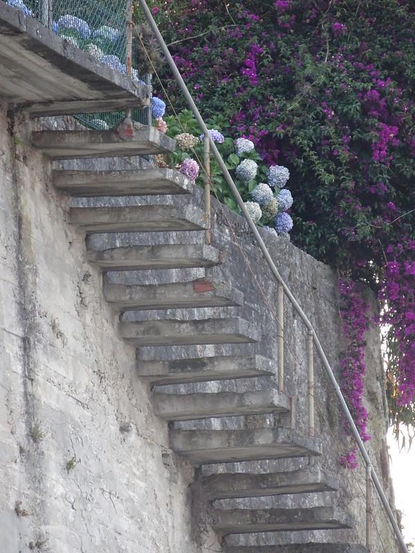 Escaleras de mi casa