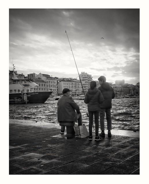 Marseille carte postale
