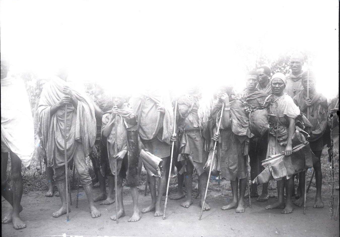 538. Хумбо. Жители Гамо