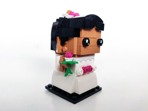LEGO BrickHeadz Wedding Bride (40383)