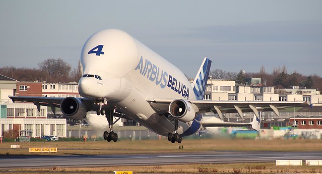 Airbus Industrie, F-GSTD, MSN 776, Airbus A 300-605ST, 21.12.2019, XFW-EDHI, Hamburg Finkenwerder