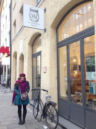 München csomagolásmentes felfedezése