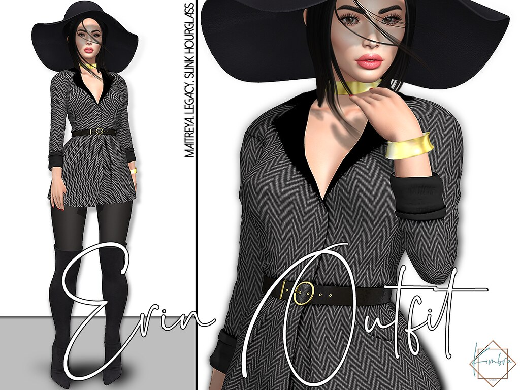 .KIMBRA. – Erin Outfit EXCLUSIVELY @ Kloset Event