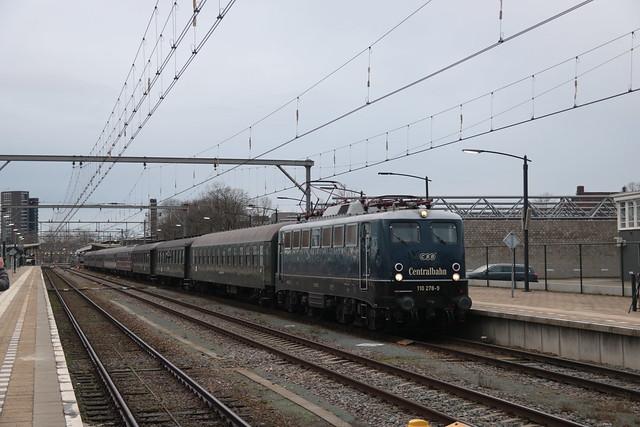 Centralbahn 110 278 te Venlo