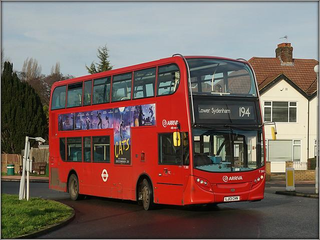 Arriva London T280