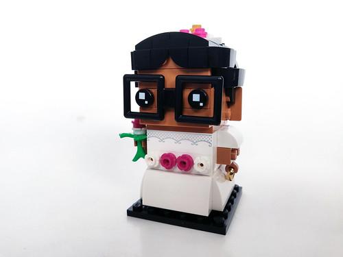 LEGO BrickHeadz Wedding Bride (40383)