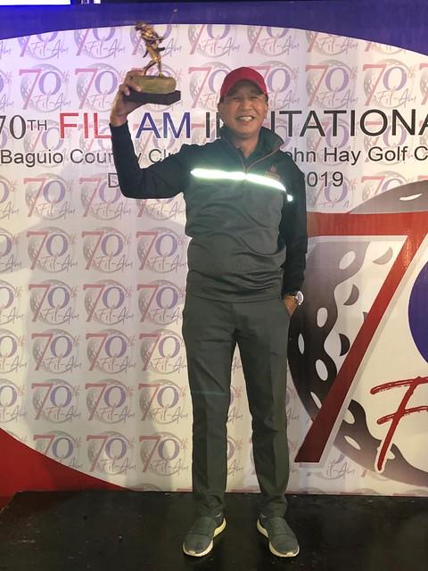 ECY Am Champion golf 2019