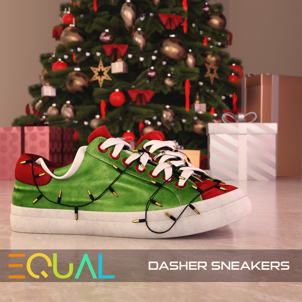 EQUAL - Dasher Sneakers