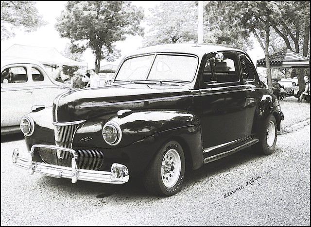 Forty-One Ford