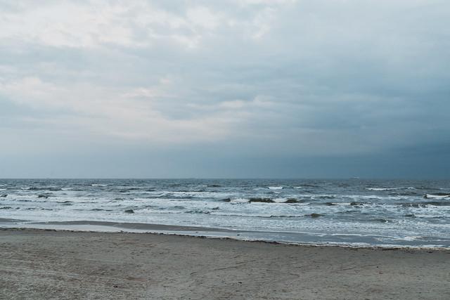 Gulf of Mexico - Galveston beach, Texas