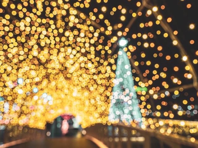 2019基隆海洋廣場聖誕點燈