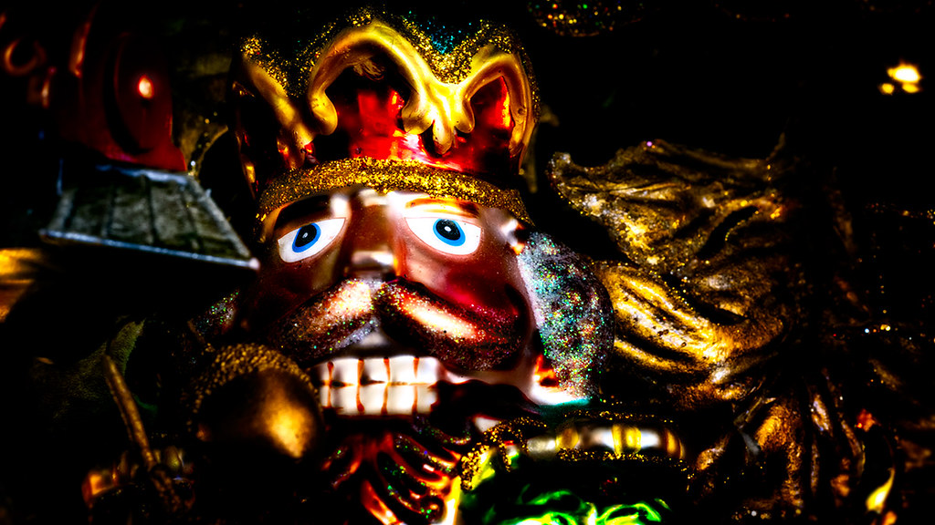 The Nutcracker King: Christmas Ornament