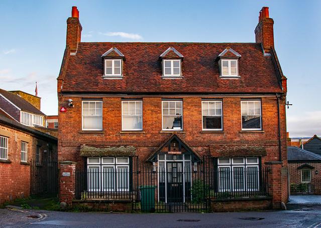 Old Cross House: Hertford