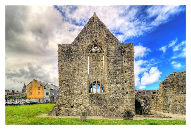 Sligo IR - Sligo Abbey 07