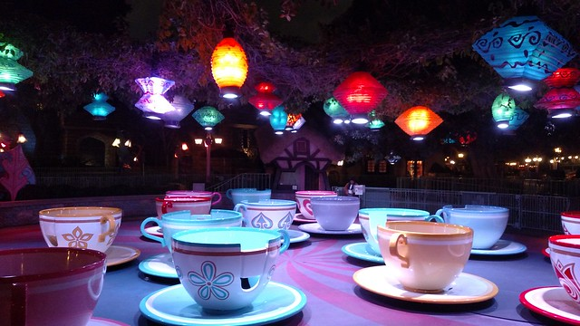 Bedtime for Teacups