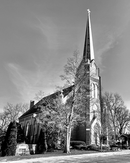 Saint Joseph Catholic Church, Dexter, Michigan