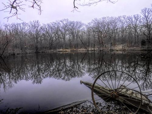 Turkey Mountain Wagon Wheel Lake