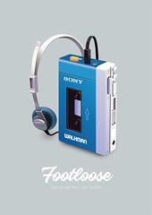 Footloose - Alternative Movie Poster