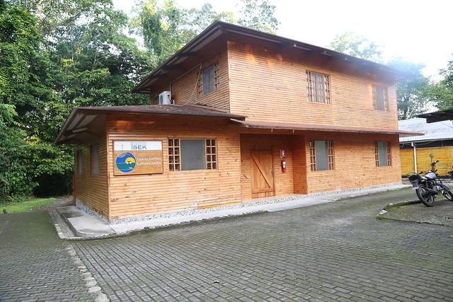 Estación Científica Limoncocha, 22 DIC-19.