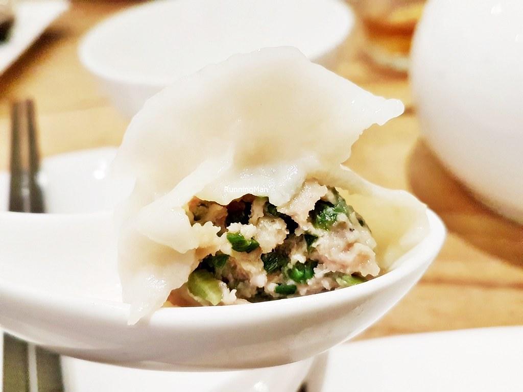 Jiaozi Zhengjiao / Pork & Chives Dumplings