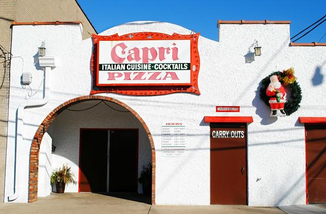 Capri Restaurant & Pizza - Rockford, Illinois